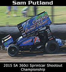 Sam Putland Sprint Car Chassis