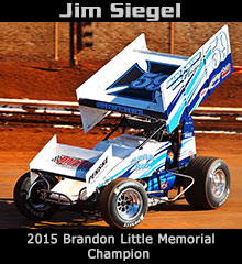 Jim Siegel Sprint Car Chassis