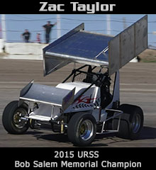 Zac Taylor XXX Sprint Car Chassis