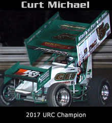 Curt Michael XXX Sprint Car Chassis