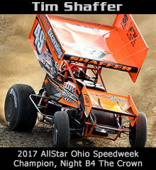 Tim Shaffer Sprint Car Chassis