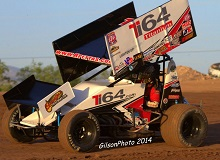Alex Pettas Sprint Car Chassis