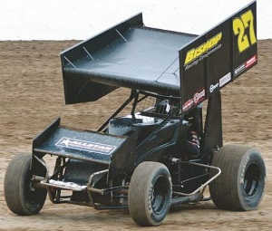 Andy Shouse Sprint Car Chassis