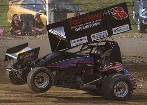 Buddy Kofoid Sprint Car Chassis