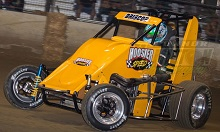 Chase Briscoe Midget Chassis