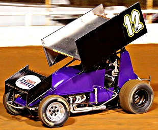 Dale Wester Sprint Car Chassis