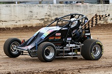 Daniel Thomas XXX sprint car Chassis