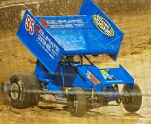 Daniel Thomas Sprint Car Chassis