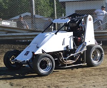 Dougie James Midget Chassis