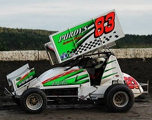 Dustin Purdy Sprint Car Chassis