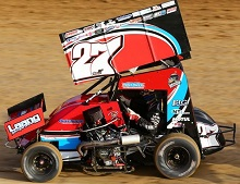 Dylan Willsher 600 Mini Sprint Chassis