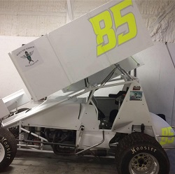 Forrest Sutherland Sprint Car Chassis