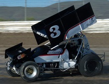 JJ Hickle Sprint Car Chassis