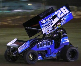 Jacob Harris Sprint Car Chassis