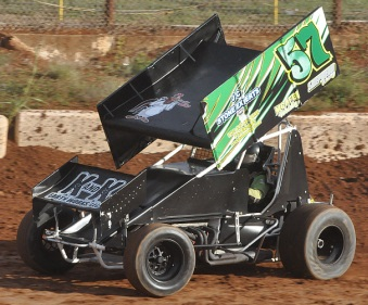 Jacob Lucas Sprint Car Chassis