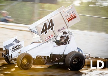 Jake Helsel Sprint Car Chassis
