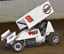 Jared Peterson Sprint Car Chassis