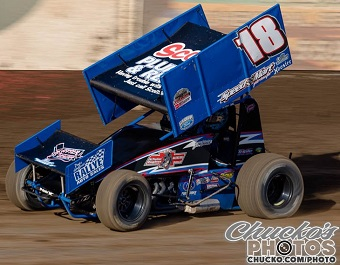 Jason Solwold Sprint Car Chassis