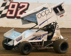 Jay Cole Sprint Car Chassis