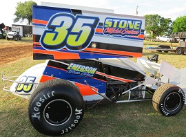 Jeff Emerson Sprint Car Chassis