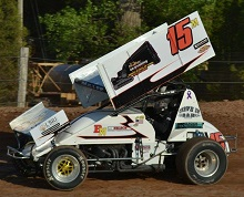 Justin Miller Sprint Car Chassis