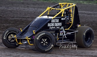 Justin Zimmerman Sprint Car Chassis