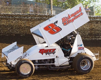 Kenny Rutz Sprint Car Chassis