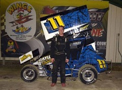 Kyle Daywalt 1200 Chassis