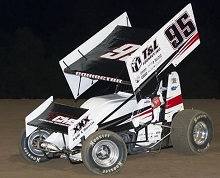Matt Covington Sprint Car Chassis