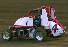 Mike Vollbrecht Midget Chassis