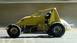 Mitchell Moore Sprint Car Chassis