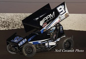 Parker Price-Miller Sprint Car Chassis