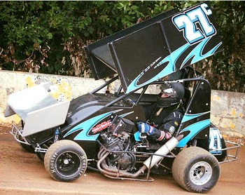 Paul Cengic 600 Mini Sprint Chassis