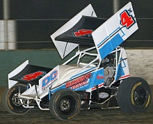 Robert Sellers Sprint Car Chassis