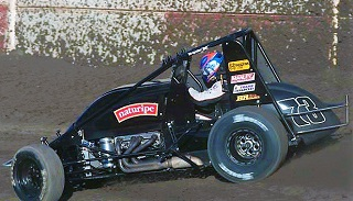 Ryan Bernal Sprint Car Chassis
