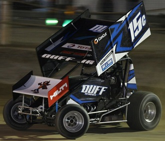 Steve Duff Sprint Car Chassis