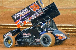 Steve Owings Sprint Car Chassis