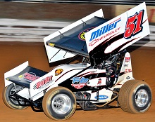 Stevie Smith Sprint Car Chassis