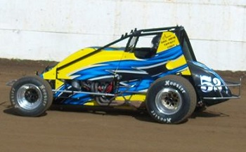 Tim Alberding Sprint Car Chassis