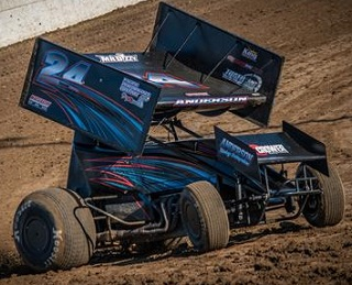 Tyler Anderson Sprint Car Chassis