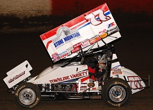 Wayne Johnson XXX Sprint Car Chassis