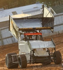 Zac Boden Sprint Car Chassis