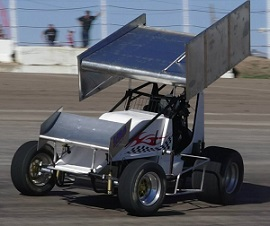 Zac Taylor Sprint Car Chassis